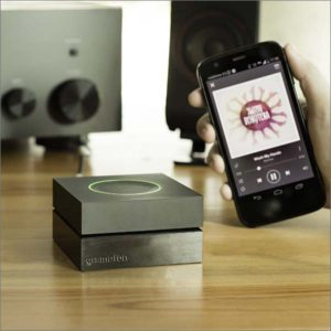 Gramofon - WiFi Music Player for your Speakers (Featuring Spotify)
