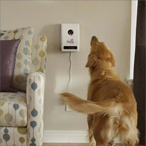 Petzi Treat Cam Wi-Fi Pet Camera & Treat Dispenser