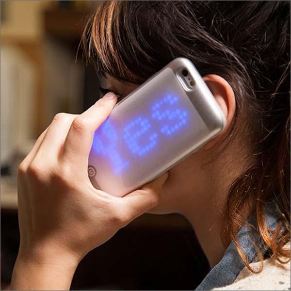 Thumbs Up! LED Matrix Phone Case