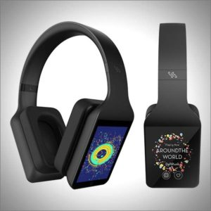 Vinci Smart Headphones with artificial intelligence, Alexa enabled, Wireless, 16G storage, Directly Stream from Spotify, Soundcloud, Amazon Music